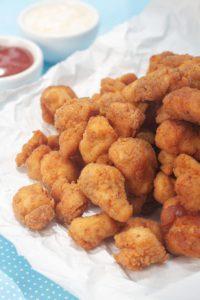 Chicken Parmesan Bites
