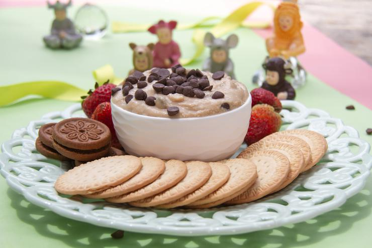 Chocolate Chip Cookie Dough Dip