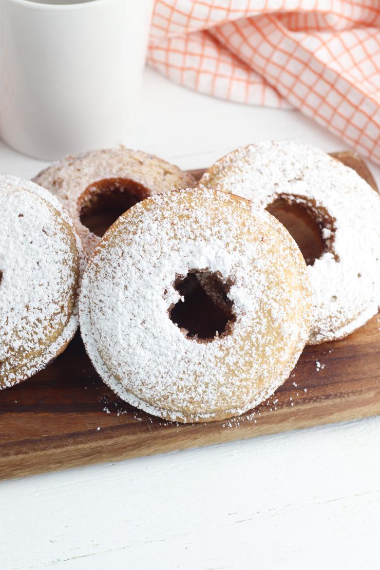 Uncrustables Donuts
